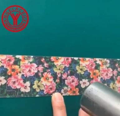 Solid Color Heat Transfer Lettering Film