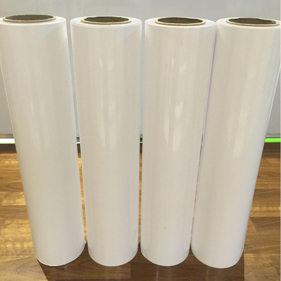 Angelacrox new htv paper eco solvent pu printable heat transfer t-shirt vinyl
