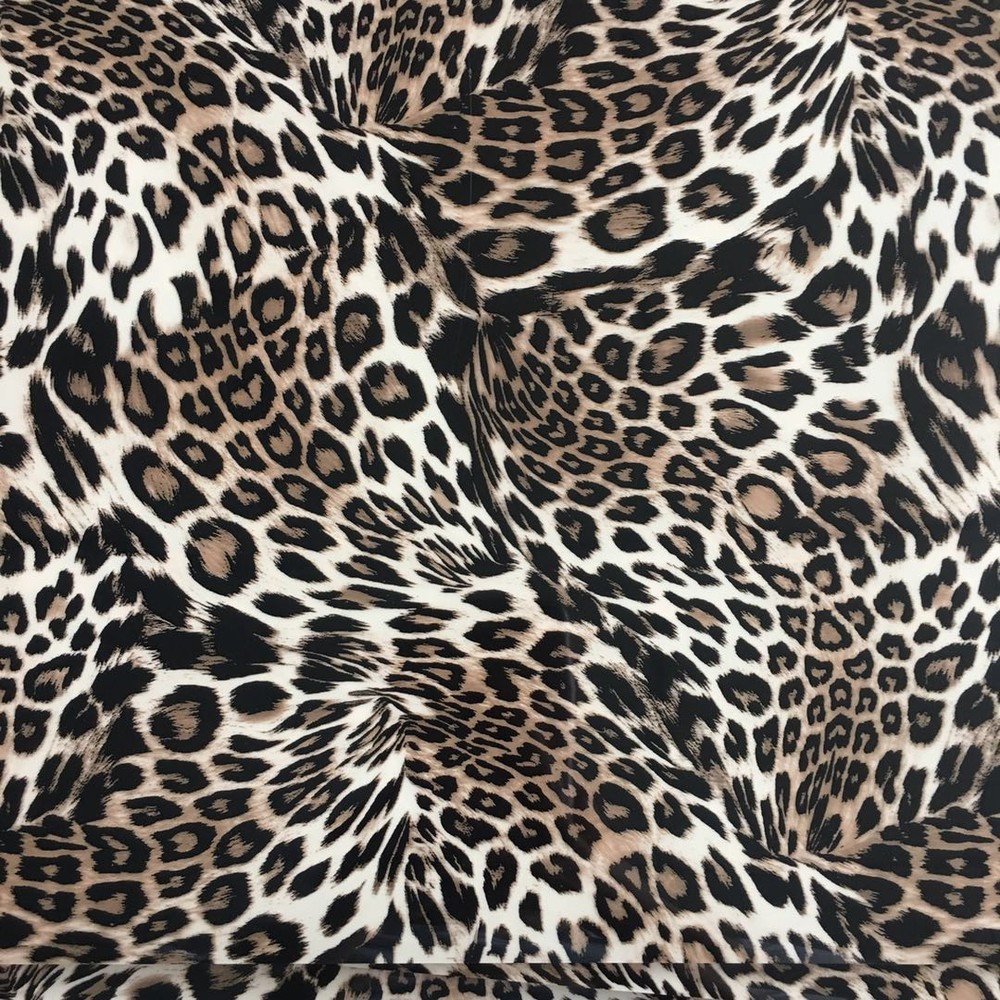 PU Leopard pattern Heat transfer film
