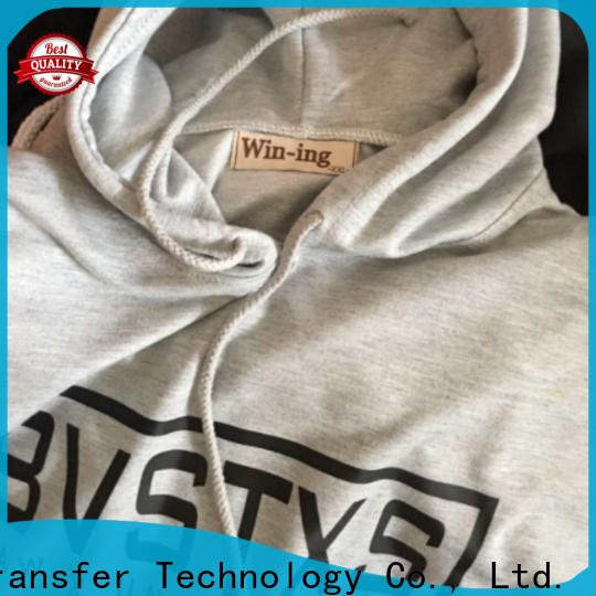 popular custom t shirt logo printing series for industrial