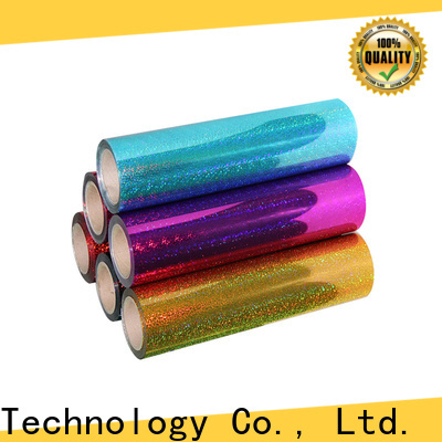 angelacrox holographic heat transfer printing well designed for sportswear