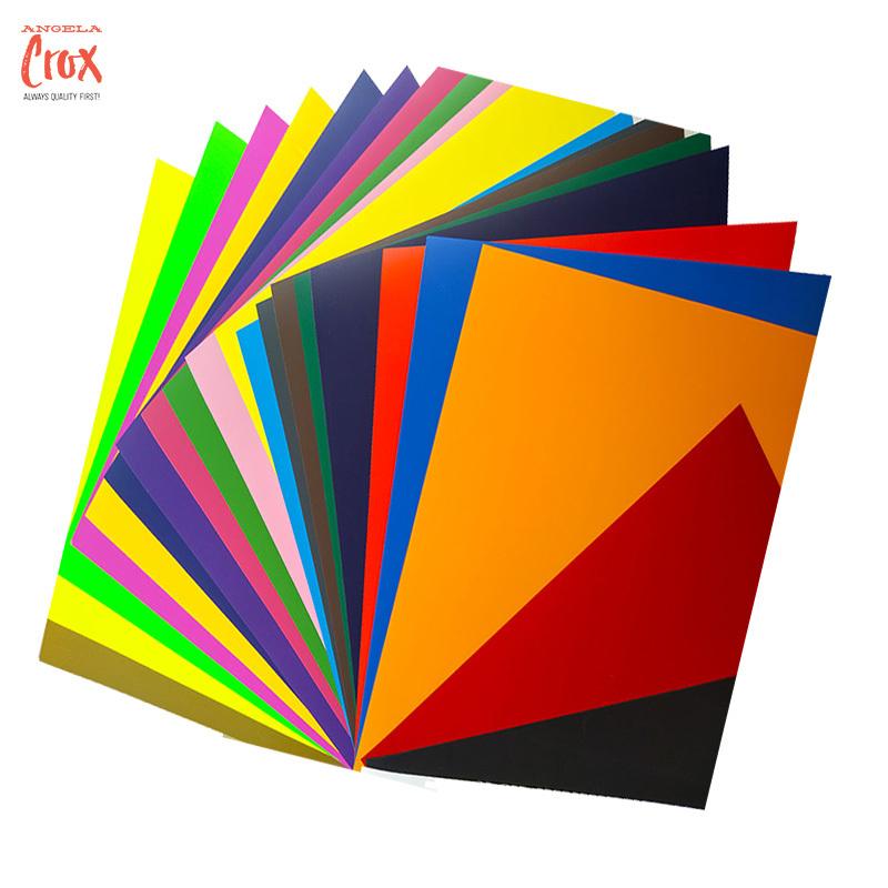 HTV good price Pu Heat Transfer Vinyl Sheets for clothing