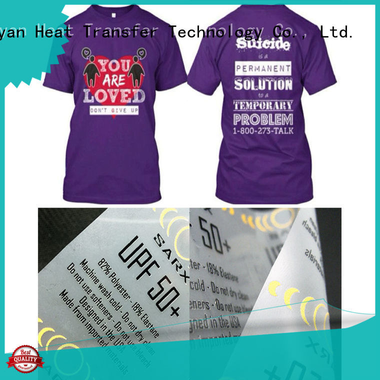 durable heat transfer sticker directly sale for sale