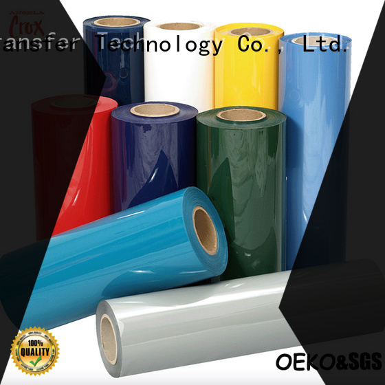 angelacrox heat transfer films wholesale for clothing