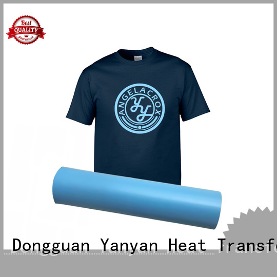 long lasting heat transfer vinyl wholesale for fabric
