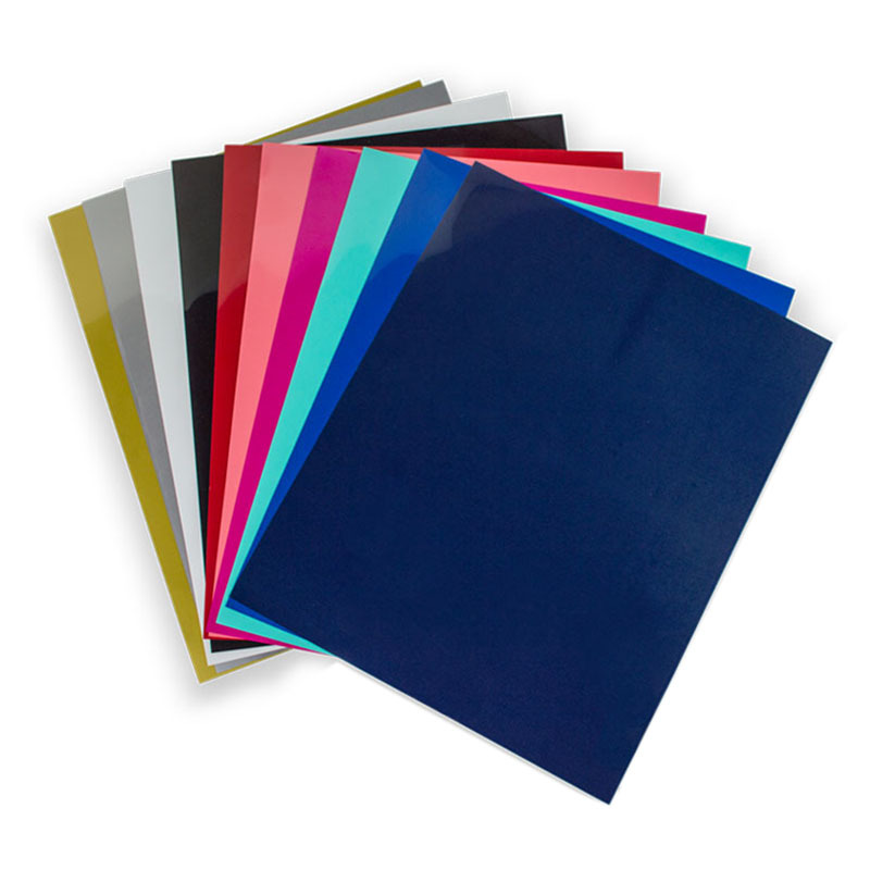 Pu heat transfer vinyl sheets