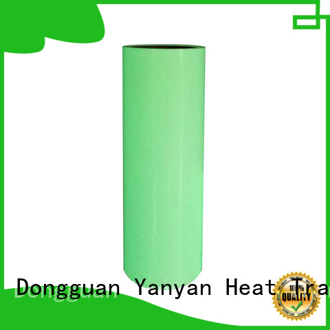 angelacrox hologram heat transfer film factory for hats